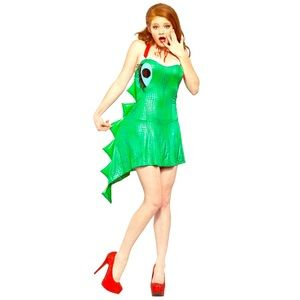 Lip Service Monster's Meal Halloween Costume Dress